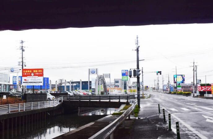 岡山市方面からお越しの方